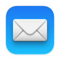 Apple Mail macOS icon